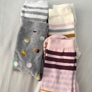 a new day Accessories - A New Day crew socks